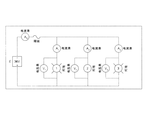 Diagnosis of fault circuit in electrical system